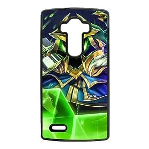 Generic for LG G4 Cell Phone Case Black Veigar Custom HGHFJDGJL2547