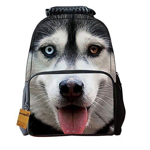 School Backpack Design Daypacks DogB 16
