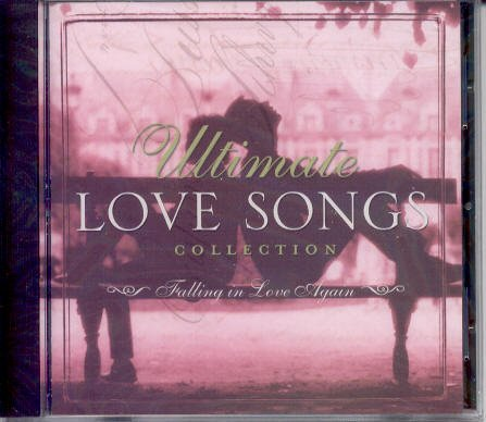 Ultimate Love Songs Collection - Falling in Love Again { Time Life } { Various Artists } (Collection Ultimate Love Cd)