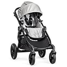 Baby Jogger City Select Stroller In Silver, Black Frame, BJ23412