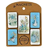 Luck Beatrix Potter Peter Rabbit Magnet Set