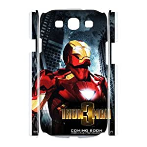 Generic Case Iron Man For Samsung Galaxy S3 I9300 Y7A1127741