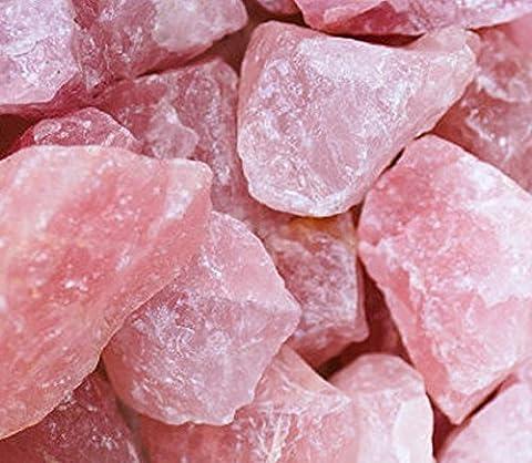 Rose Quartz Crystal Mineral Specimen 1-3 | 1 piece by Geo Evolution (Geo Crystals)