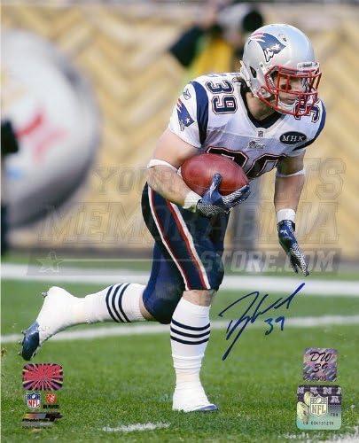 Amazon.com: Danny Woodhead New England Patriots Signed Autographed ...