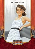 Olesya Rulin trading card (Actress, Kelsi Nielsen in High School Musical) 2009 Donruss Americana #66