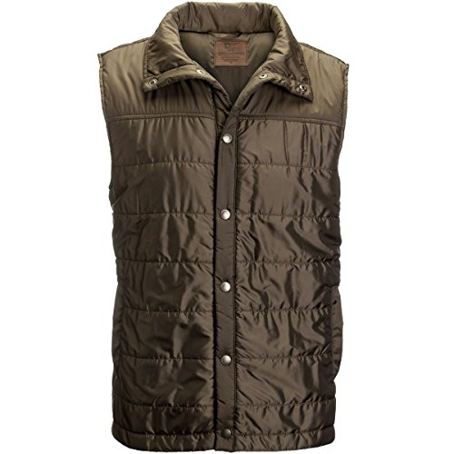 Duckworth Woolcloud Insulated Vest - Men's Olive, M