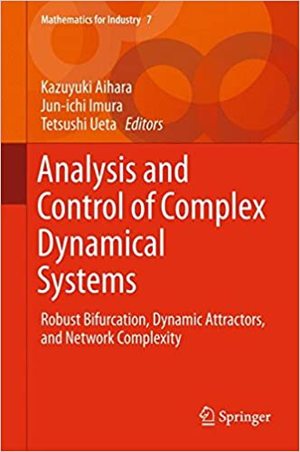 Download Analysis and Control of Complex Dynamical Systems: Robust Bifurcation, Dynamic Attractors, and Network Complexity (Mathematics for Industry) PDF, azw (Kindle), ePub