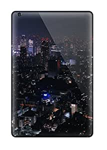 Premium [yGAeeeb1959WoeeC]tokyo At Night Skyscrapers Nature Other Case For Ipad Mini/mini 2- Eco-friendly Packaging