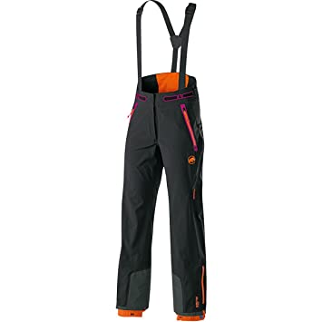 good looking wide range really cheap Mammut Mittellegi Pro Women's Pants black 17: Amazon.co.uk ...