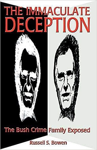 accountability crime corruption Nazi politics business Bush