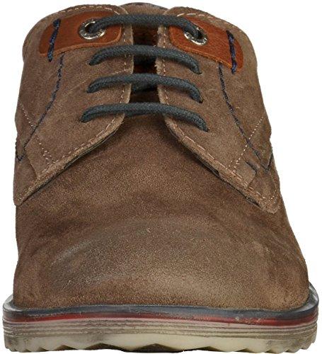 s Oliver 13200 Oxford Marron s Mud Homme Oliver drtwdqv