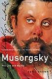 Musorgsky, David Brown, 0199735522