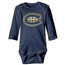 Montreal Canadiens Newborn Romper Bodysuit