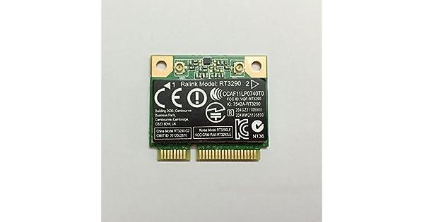 Amazon.com: rt3290 mitad Mini PCIe tarjeta PCI-Express WLAN ...