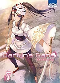 Darwin's Game, tome 7 par  Flipflop's