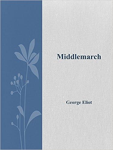 Ebook txt gratis download Middlemarch B015GMZ8DK (Swedish Edition) MOBI