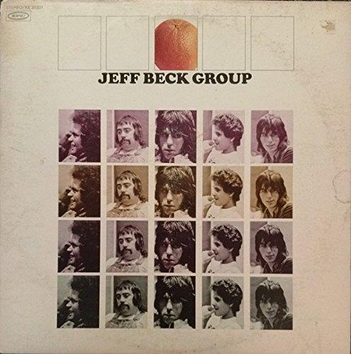 Jeff Beck Group, Self-Titled 1972 vinyl LP KE 31331 Epic