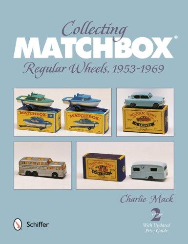 Matchbox Collectors Catalog - Collecting Matchbox Regular Wheels 1953-1969