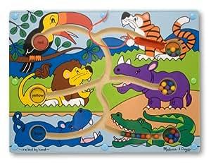 Melissa & Doug Magnetic Color Maze