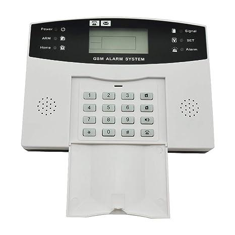 SO-LOVE Sistema de Alarma para el hogar Kit inalámbrico ...