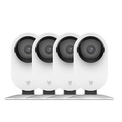 038fe349ded Amazon.com  YI 4pc Home Camera
