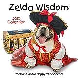img - for Zelda Wisdom 2018 Wall Calendar book / textbook / text book