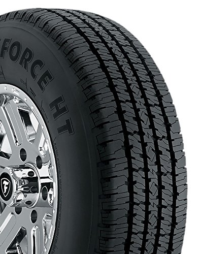 Firestone Transforce HT Radial Tire - 9.5R16.5 121R