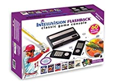 Intellivision Flashback Console 60 Games in 1 [Intellivision]
