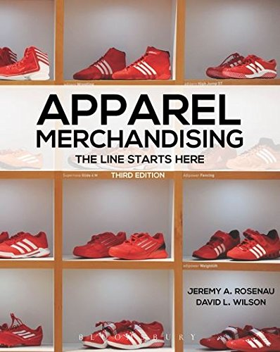 Apparel Merchandising: The Line Starts ()