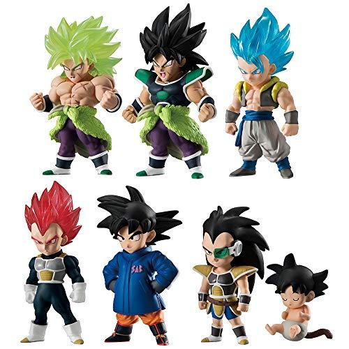 Figure Bandai Candy - Bandai Shokugan Dragon Ball Adverge 9 Movie Special Set
