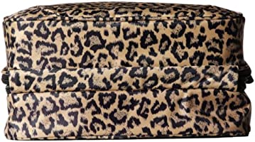 Leopard Travelon Total Toiletry Kit