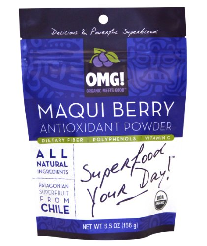 Maqui Berry Antioxydant poudre Superblend