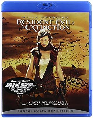 Resident Evil - Extinction [Italia] [Blu-ray]: Amazon.es: vari, vari, vari: Cine y Series TV