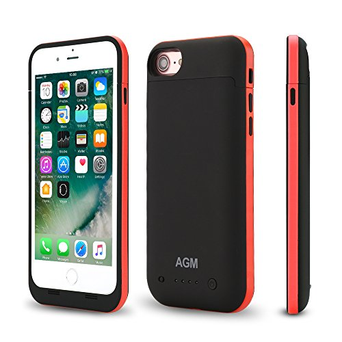 AGM Portable Rechargeable Ultra Slim Extended