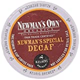 Newman's Own Organics -- SPECIAL DECAF COFFEE -- 96 K-Cups for Keurig