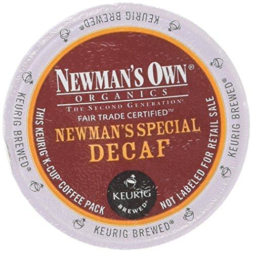 Newman's Own Organics -- Gala DECAF COFFEE -- 96 K-Cups for Keurig
