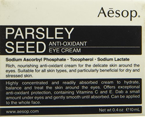 Aesop Parsley Seed Anti-Oxidant Eye Cream, 0.33 Ounce by Aesop (Image #1)