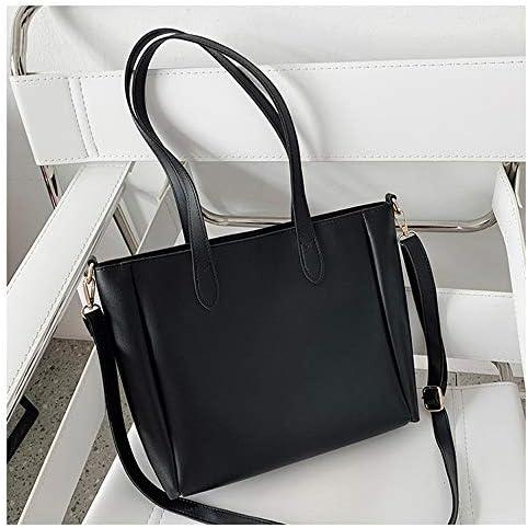 トレンディなブランドのバッグ、新しいトレンディな女性、ワンショルダーメッセンジャーバッグ、スーパー火災バッグ、ファッショナブルネット赤いポータブルトートバッグ、若々しいシンプルかつキュート (Color : Black)