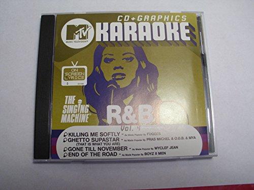 Karaoke: Mtv R&B 4