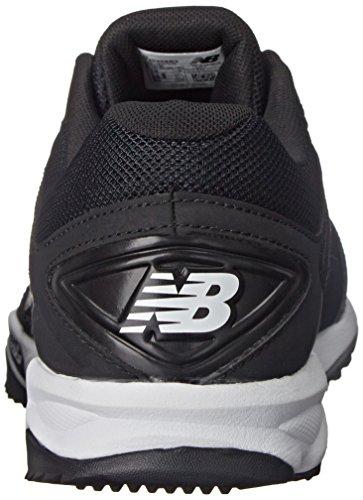 New Balance hombres del césped t4040V3béisbol zapatos negro