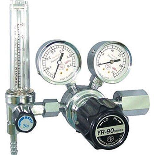 汎用小型圧力調整器 YR-90F(流量計付) YR90FHETRC  B00HPS0CSK