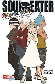Soul Eater Guide Book