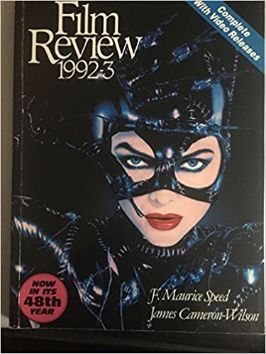 Film Review 1992-3 including video releases