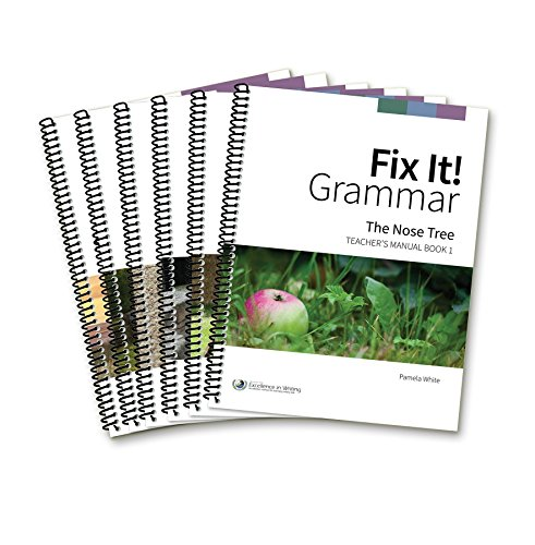 Fix It! Grammar Complete Package [6 Teacher's Manuals]