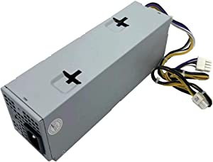 Colorgo 240W Replacement Power Supply Compatible with Dell Optiplex 3040 3046 5040 7040 3650 3656 (SFF) B240NM-00 HU240AM-00 AC240EM-00 P/N: THRJK 4GTN5 4R1KT D7GX8 HGRMH 2P1RD H62JR 3RK5T 6WX7D