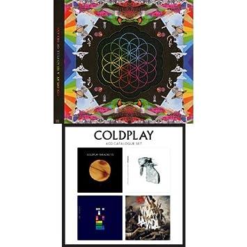Pack Coldplay: Amazon.es: Música