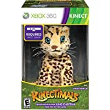 Kinectimals Limited Edition Bundle with King Cheetah Plush