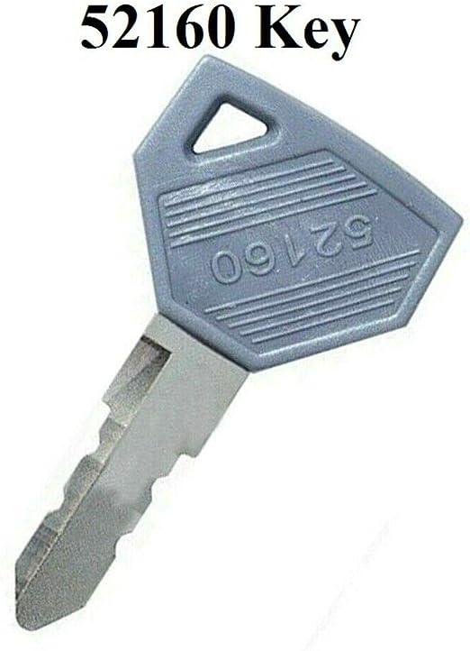 Baaqii 4 Stück 52160 Schlüssel Baggerschlüssel Für Elektronik
