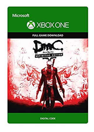 DmC Devil May Cry: Definitive Edition - Xbox One Digital Code