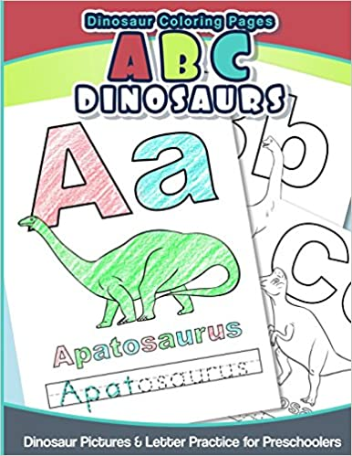 Dinosaur Coloring Pages Abc Dinosaurs Dinosaur Pictures Letter